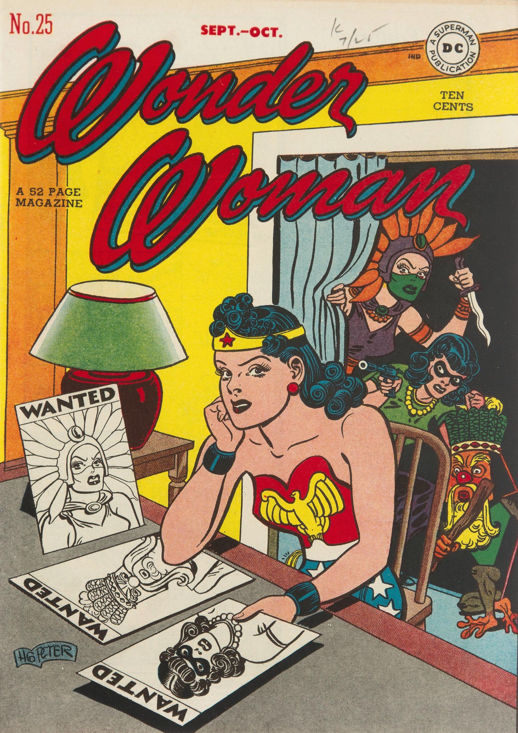 Wonder Woman Vol 1 25