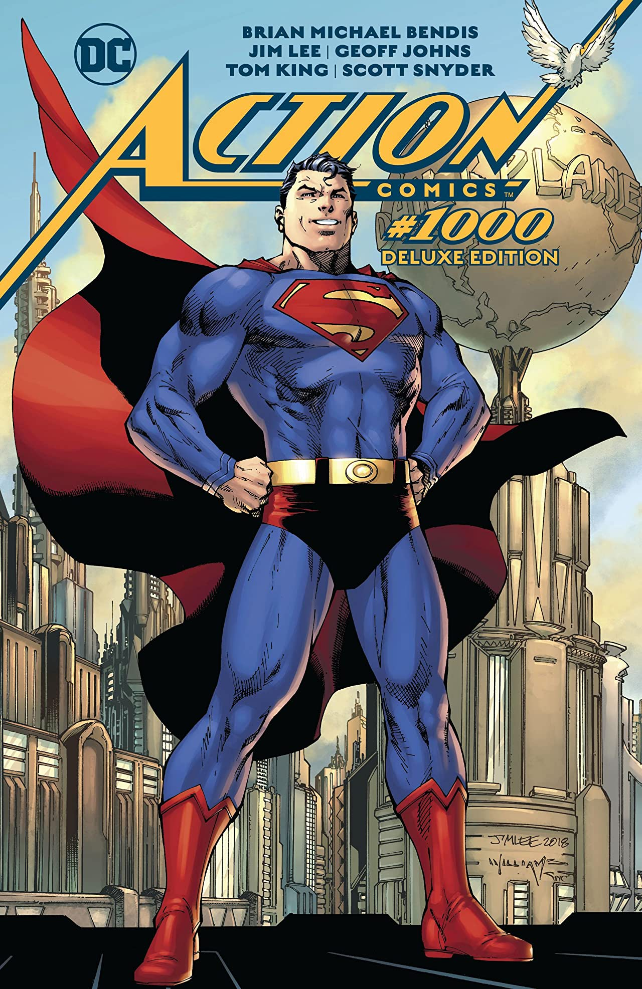 Action Comics Vol 1 1000: Deluxe Edition