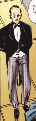 Alfred Pennyworth (Earth-3839)