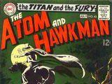 The Atom and Hawkman Vol 1 43