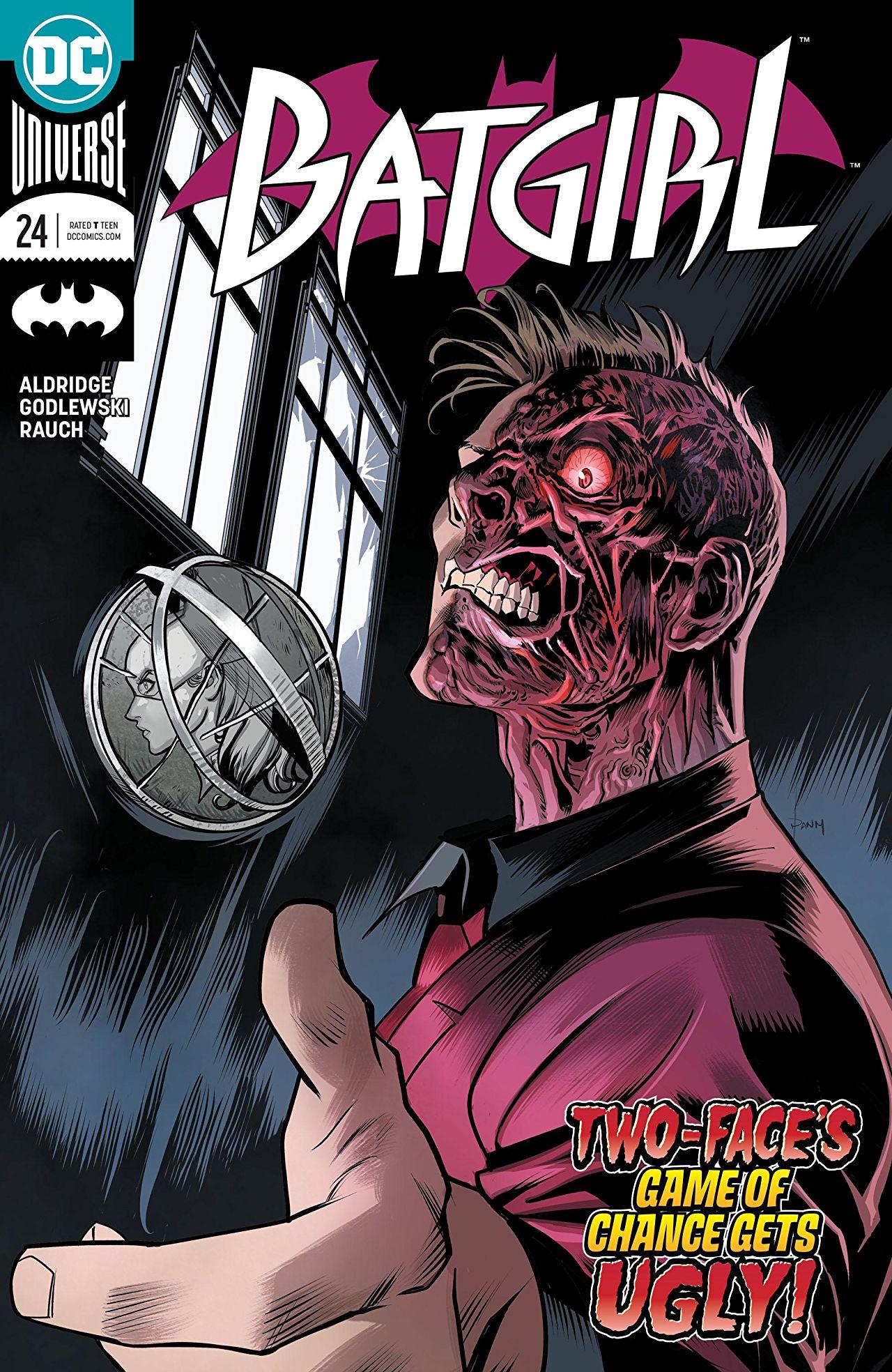 Batgirl Vol 5 24