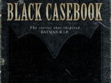 Batman: The Black Casebook (Collected)