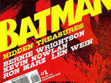 Batman: Hidden Treasures Vol 1 1
