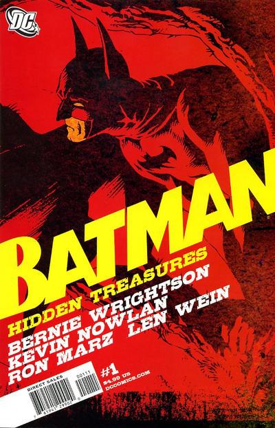 Batman: Hidden Treasures Vol 1 1