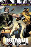 Batman and the Outsiders Vol 3 5