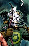 Bizarro Green Arrow 01