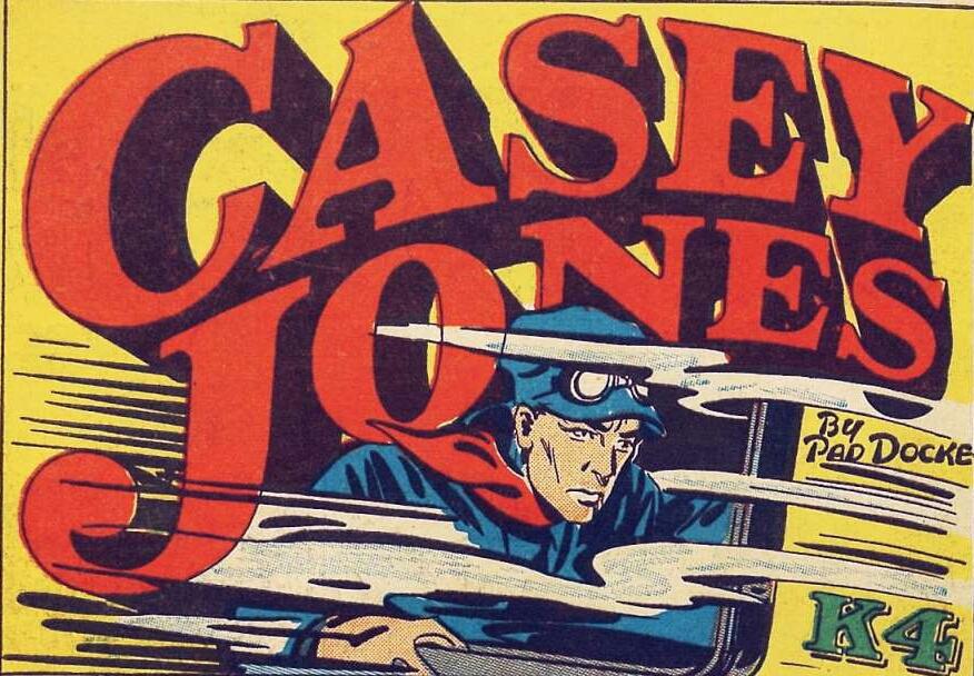 Casey Jones (Quality Universe)