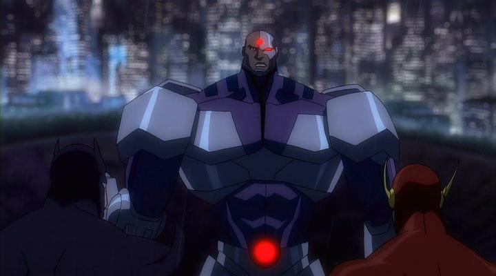 Victor Stone (Flashpoint Paradox)