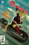 DC Comics Bombshells Vol 1 4