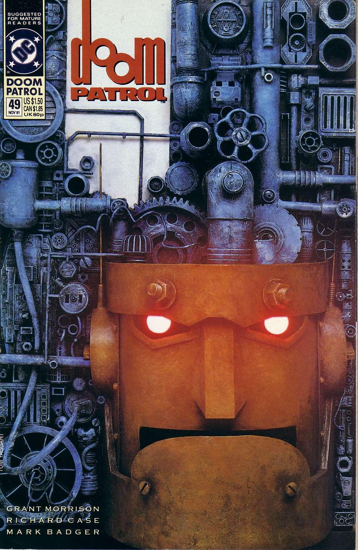 Doom Patrol Vol 2 49
