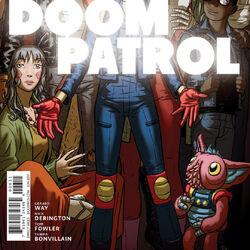 Doom Patrol Vol 6 6