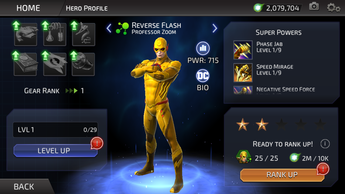Eobard Thawne (DC Legends)