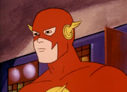Flash Super Friends 001