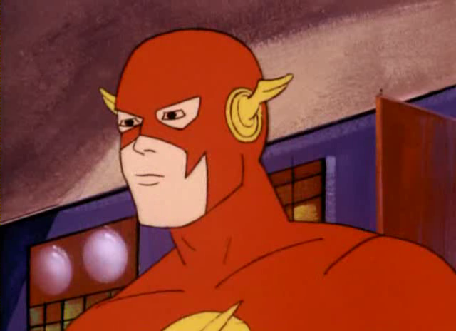 Barry Allen (Super Friends)