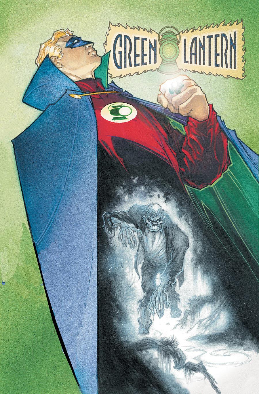 Green Lantern: Brightest Day, Blackest Night Vol 1 1