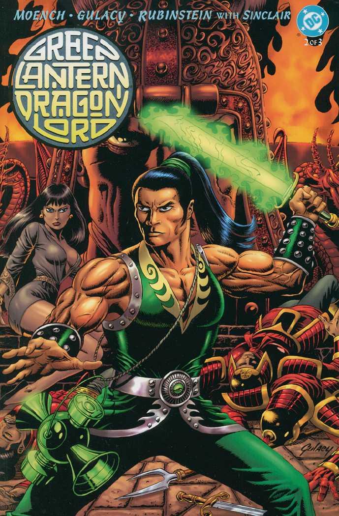Green Lantern: Dragon Lord Vol 1 2