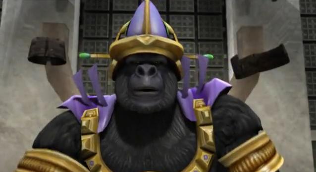 Gorilla Grodd (Justice League Heroes)