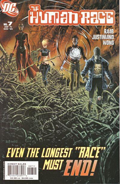 Human Race Vol 1 7