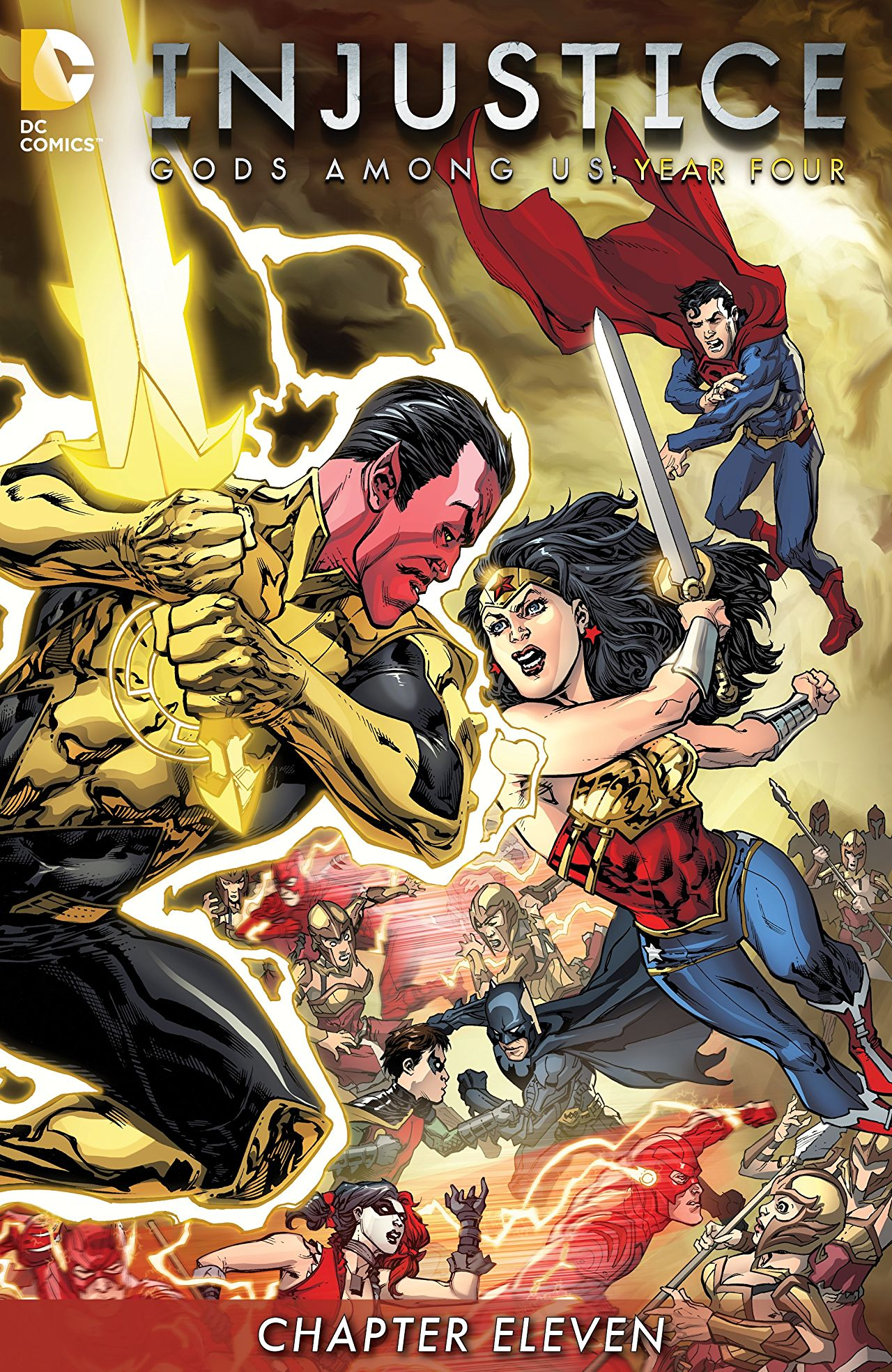 Injustice: Gods Among Us: Year Four Vol 1 11 (Digital)