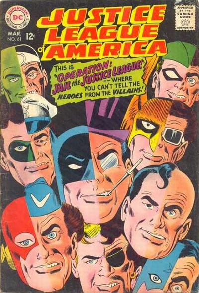Justice League of America Vol 1 61