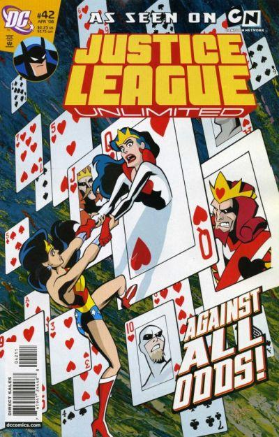 Justice League Unlimited Vol 1 42