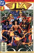Justice League of Amazons Vol 1 1