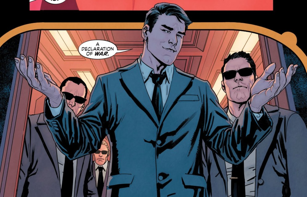 Maxwell Lord (Earth-1)