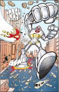 Mister Atom Magic of Shazam 001