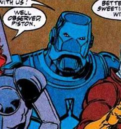 Piston (New Earth)