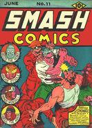 Smash Comics Vol 1 11