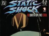 Static Shock: Rebirth of the Cool Vol 1 1