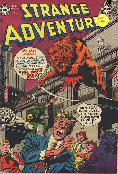 Strange Adventures Vol 1 29