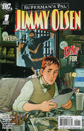 Superman's Pal, Jimmy Olsen Special Vol 1 1