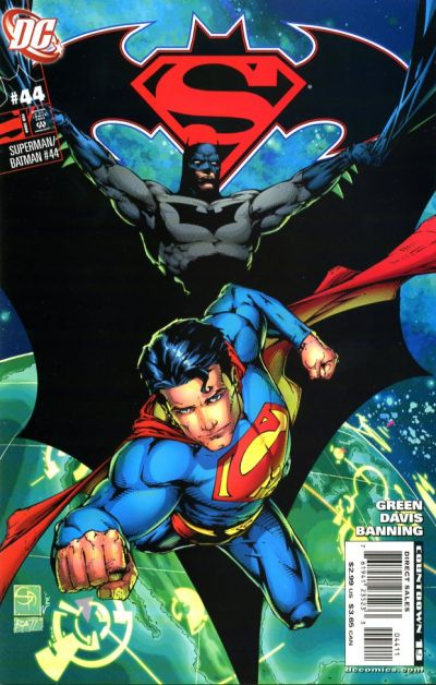Superman/Batman Vol 1 44