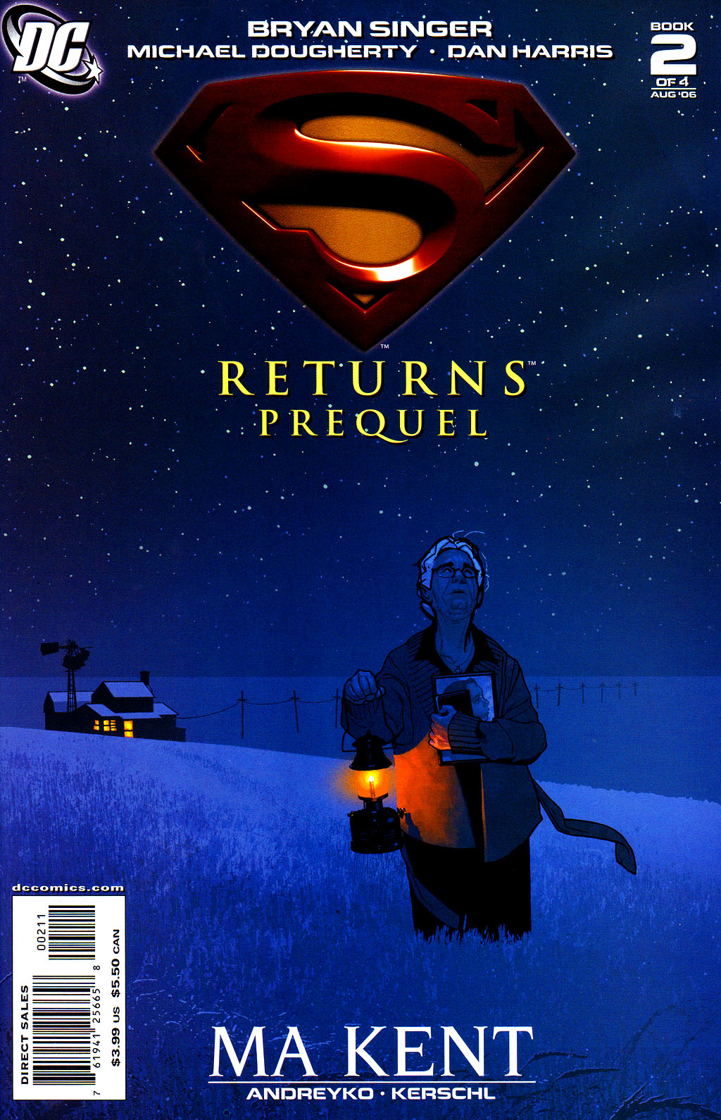 Superman Returns: Prequel Vol 1 2