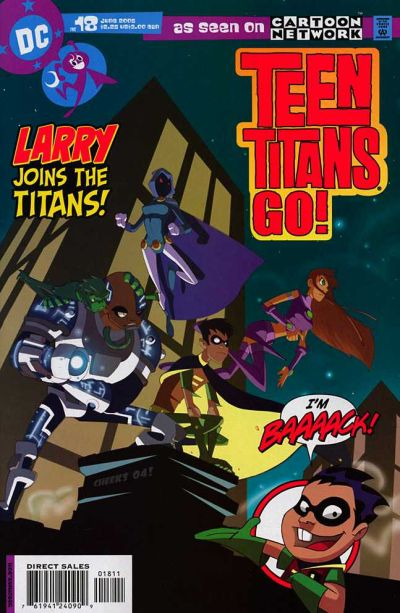 Teen Titans Go! Vol 1 18