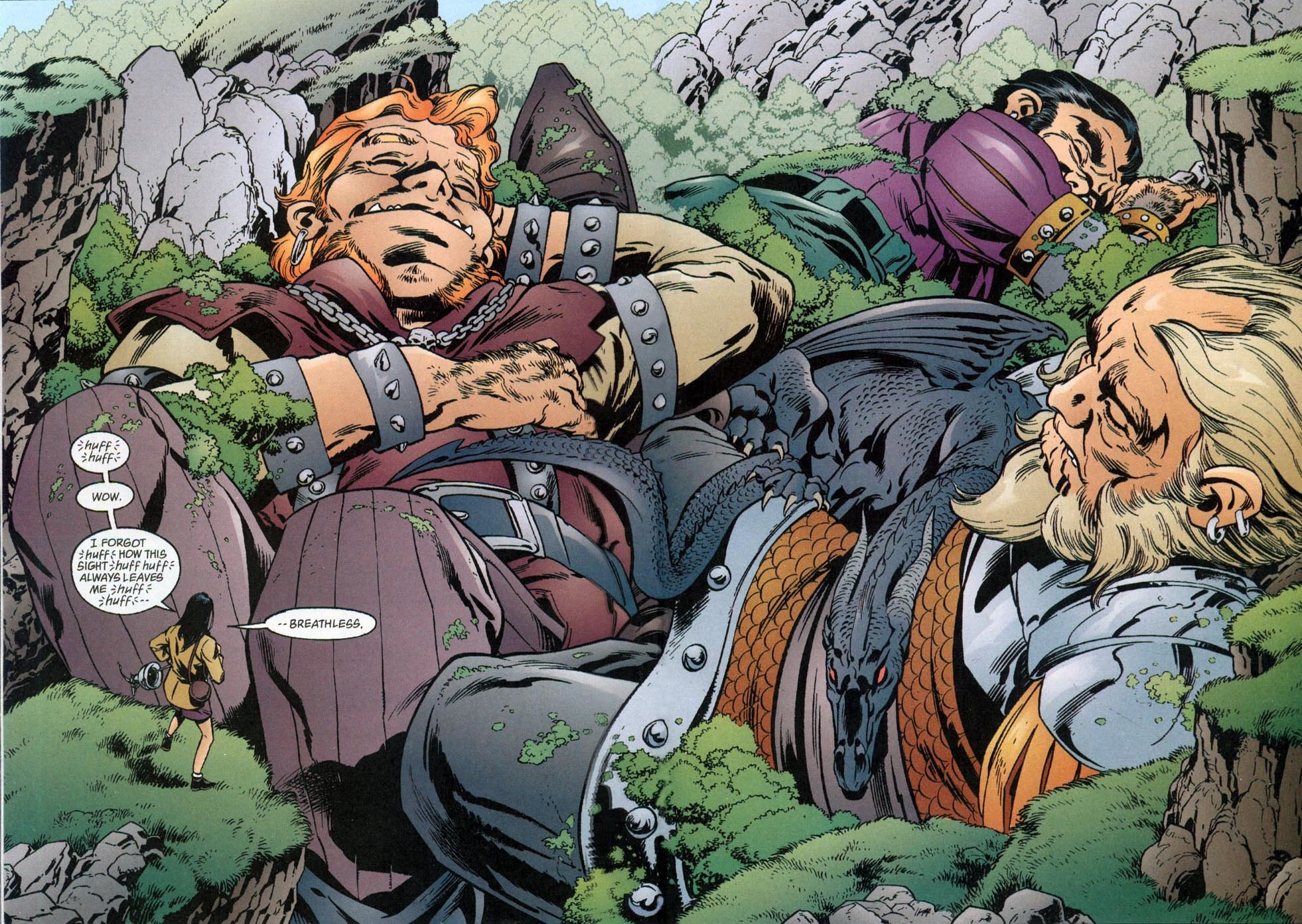 Three Brothers (Fables)