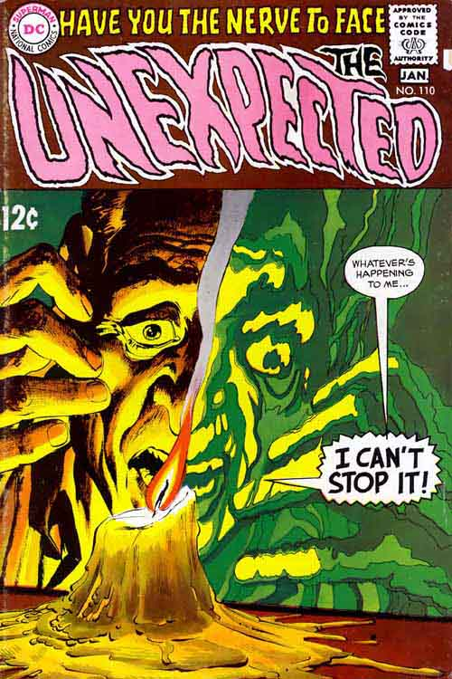 The Unexpected Vol 1 110