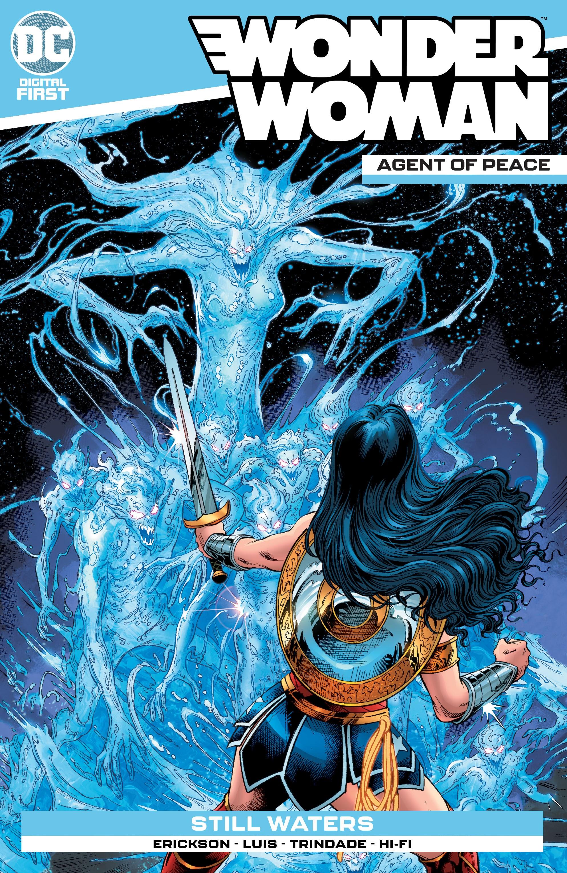 Wonder Woman: Agent of Peace Vol 1 12 (Digital)