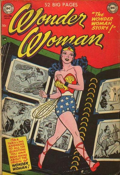Wonder Woman Vol 1 45