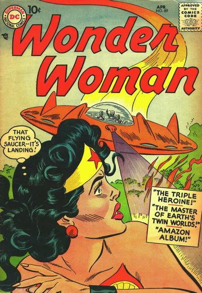 Wonder Woman Vol 1 89