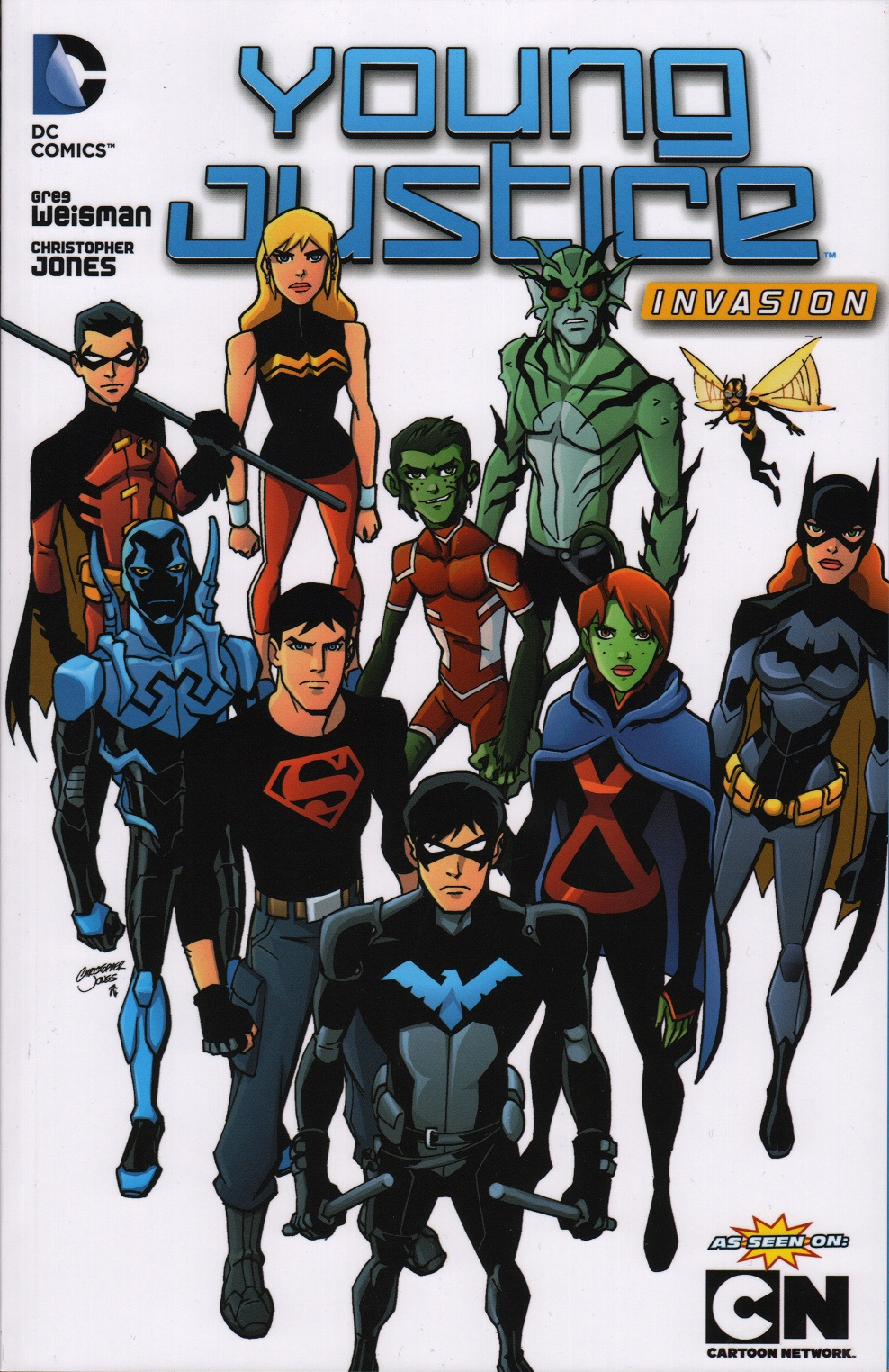 Young Justice: Invasion (Collected)
