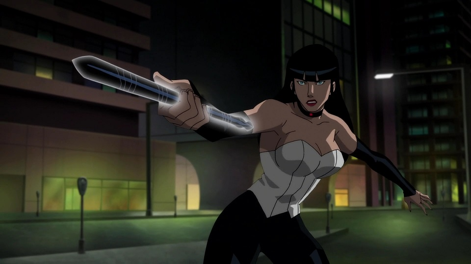 Zatanna Zatara (DC Animated Movie Universe)