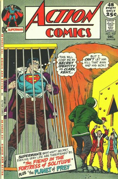 Action Comics Vol 1 407