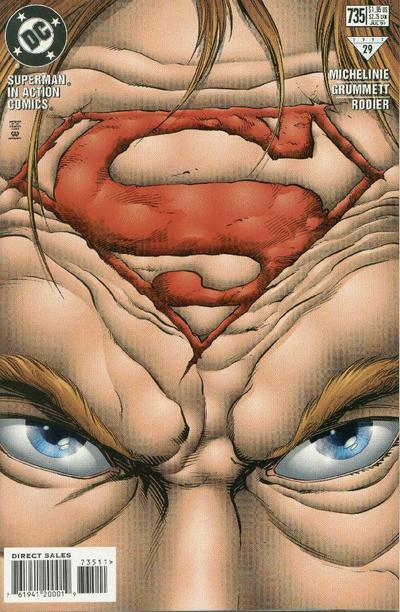 Action Comics Vol 1 735