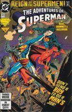 Reign of the Supermen!