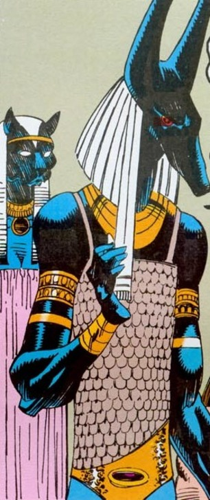 Anubis (New Earth)