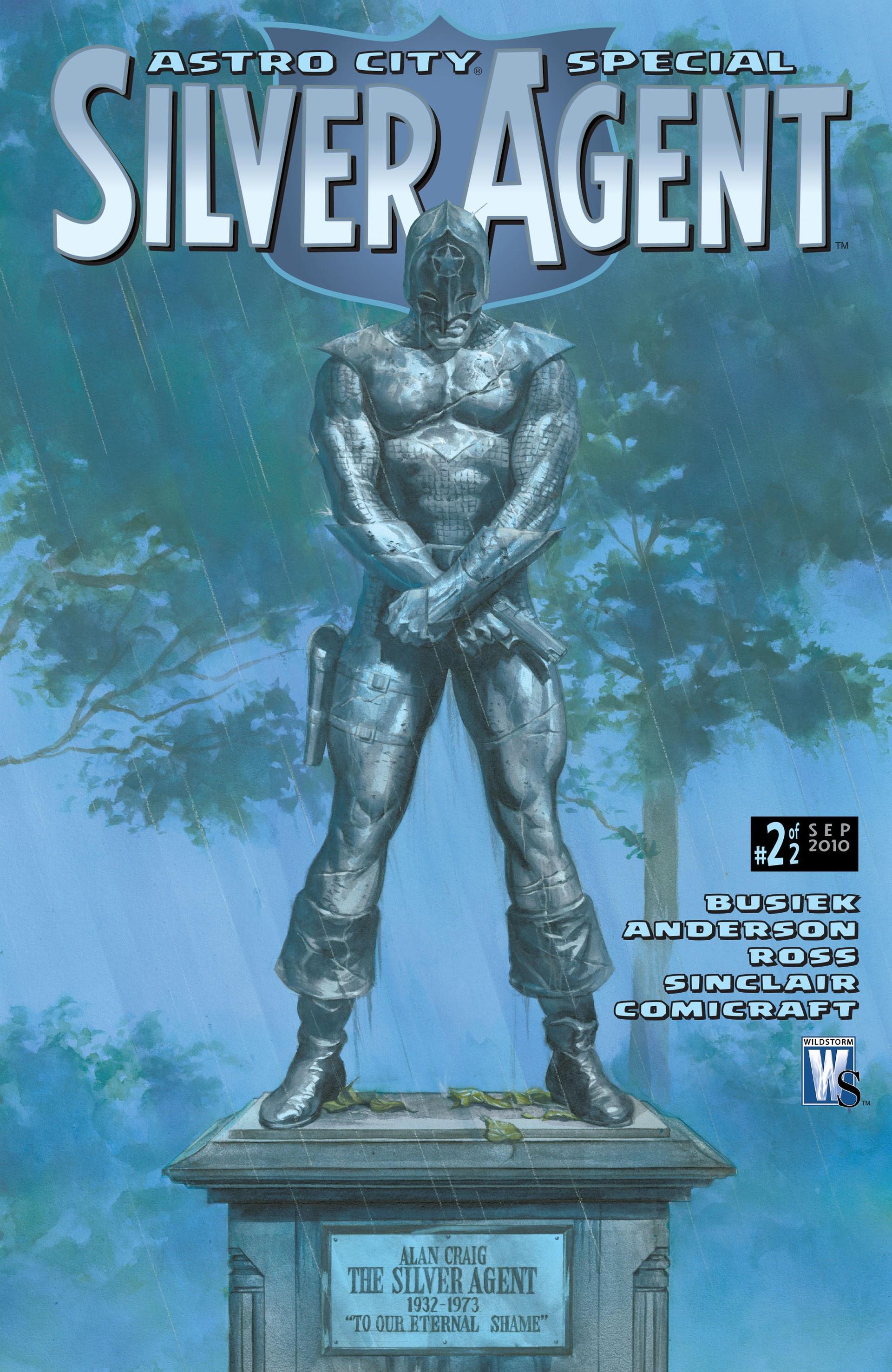 Astro City Special: Silver Agent Vol 1 2