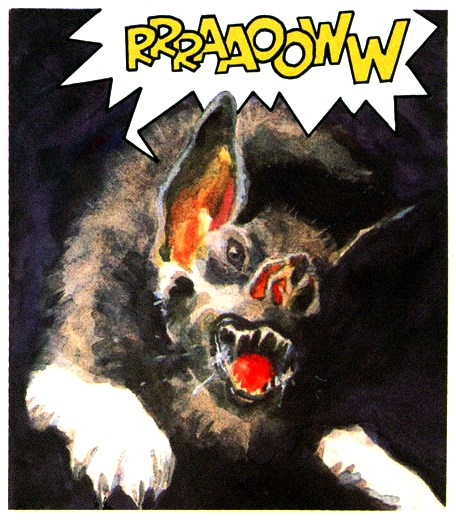 Bat-Hound (Castle of the Bat)