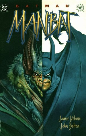 Batman: Manbat (Collected)